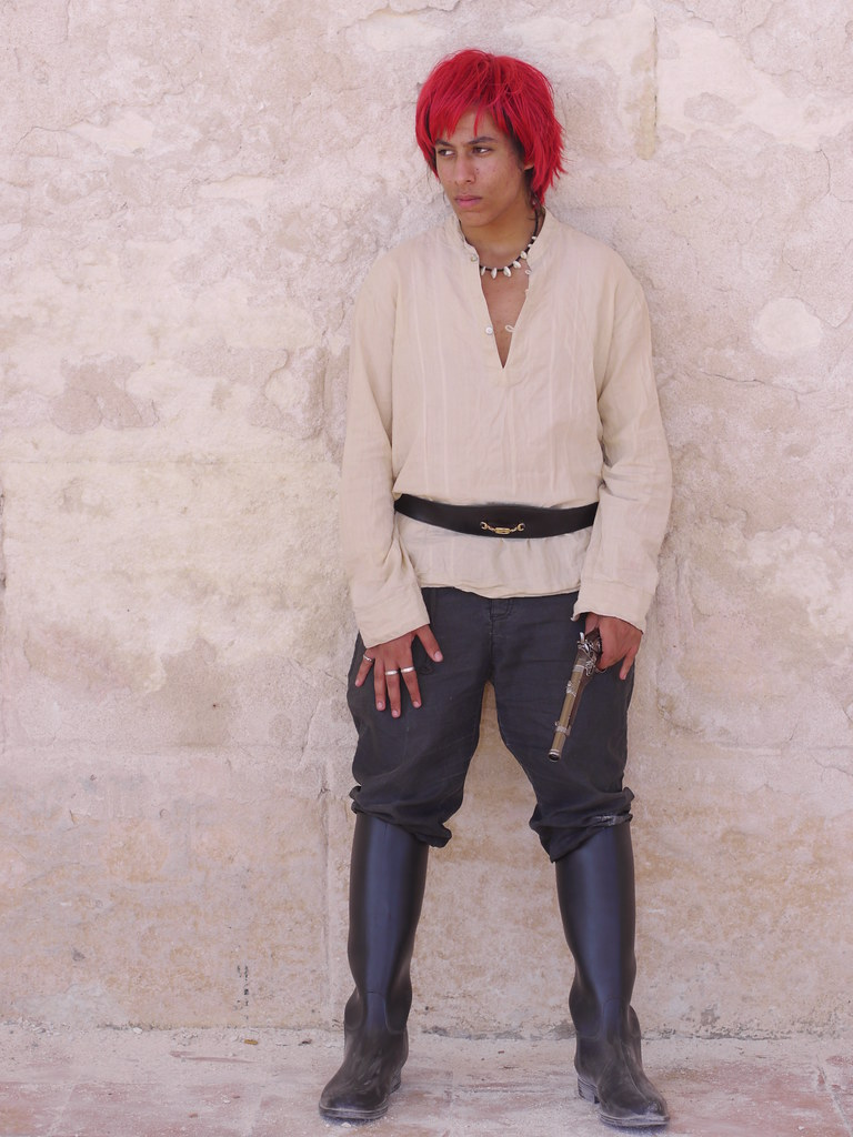 related image - One Piece Day - Aoi Sora Cosplay - Marseille - 2012-0722- P1430056
