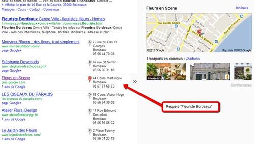 Google - référencement optimisé