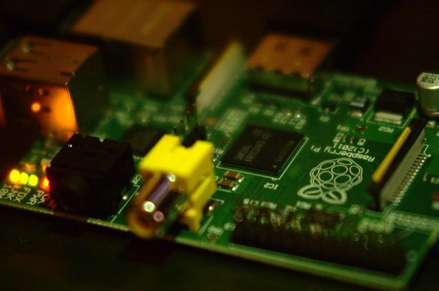 206/366: Raspberry Pi