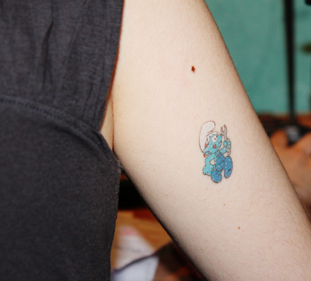 tatuaje muy rudo