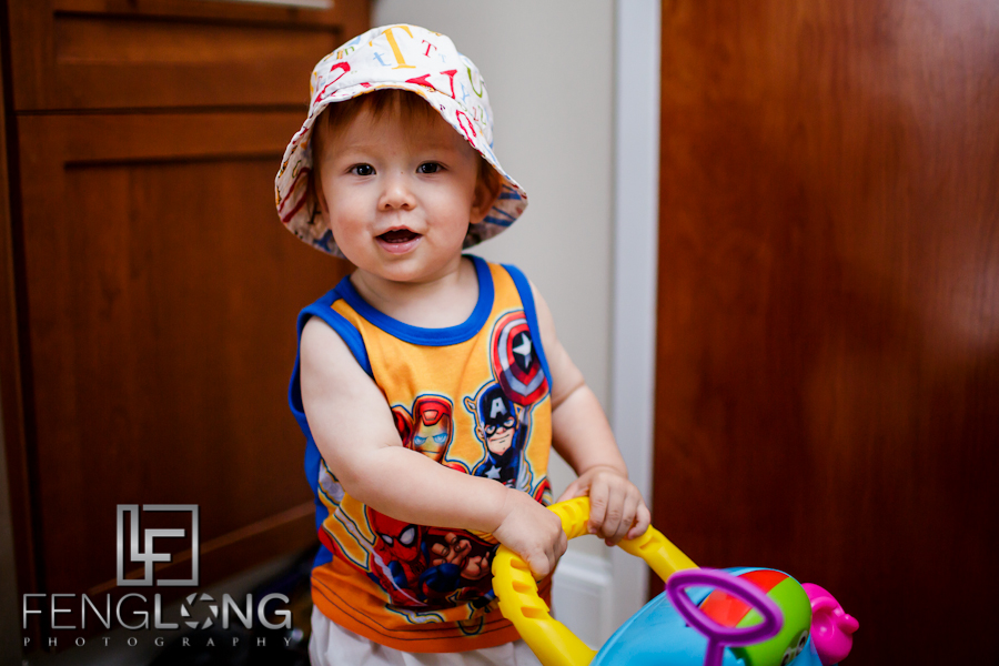 Miles at 16 Months | Atlanta Toddler Photographer