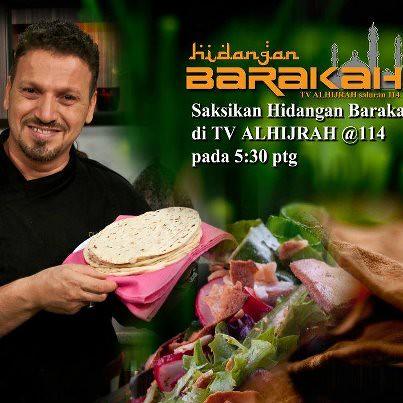 Hidangan Barakah