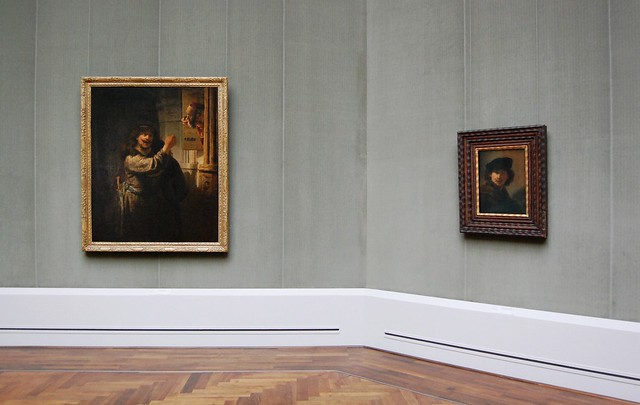 Gemaldegalerie - Museu Berlim