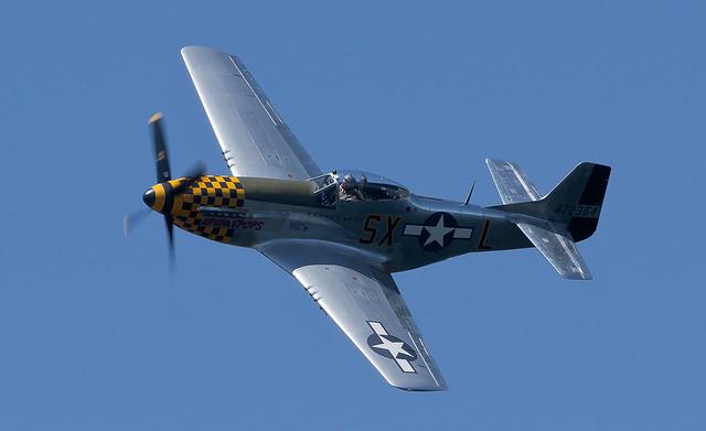 Seafair Mustang 1
