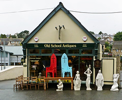 Old School Antiques, Church Road, Penryn