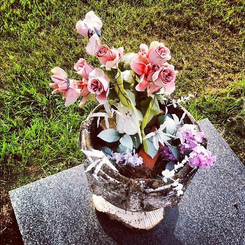 Boneyard bouquet.
