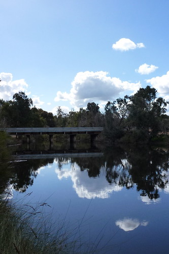 Collie River at Buckingham