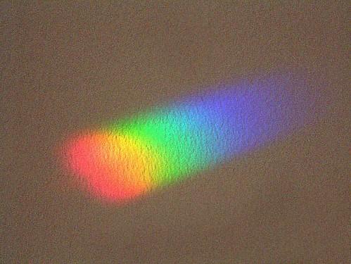 RainbowOnWall