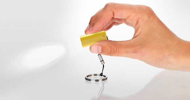 Pen Drive with light