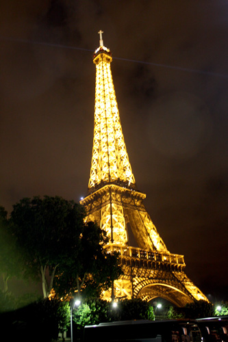 Eiffel-Tower-Night