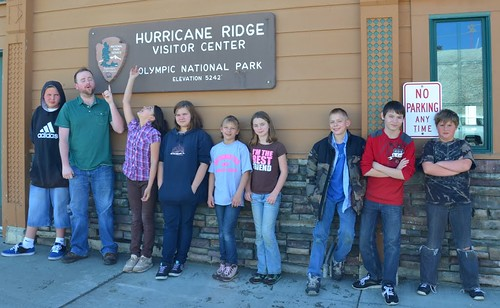 Bremerton, WA Kids to Parks Day 2012