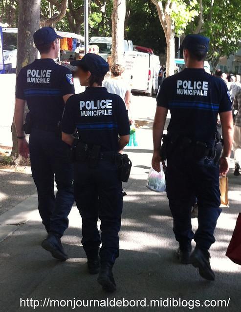 Police Féria 2012
