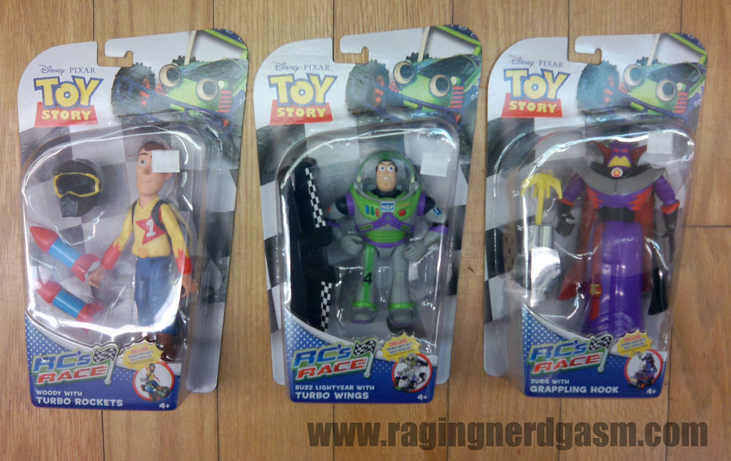 Pixar's Toy Story Figurines - RC Race_0003
