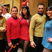 Cast of Star Trek Secret Voyage