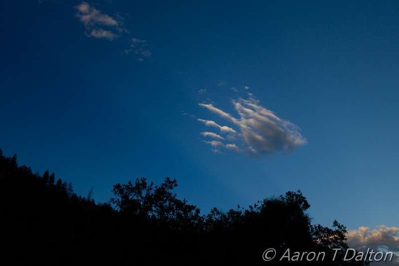 The Bear Claw Cloud