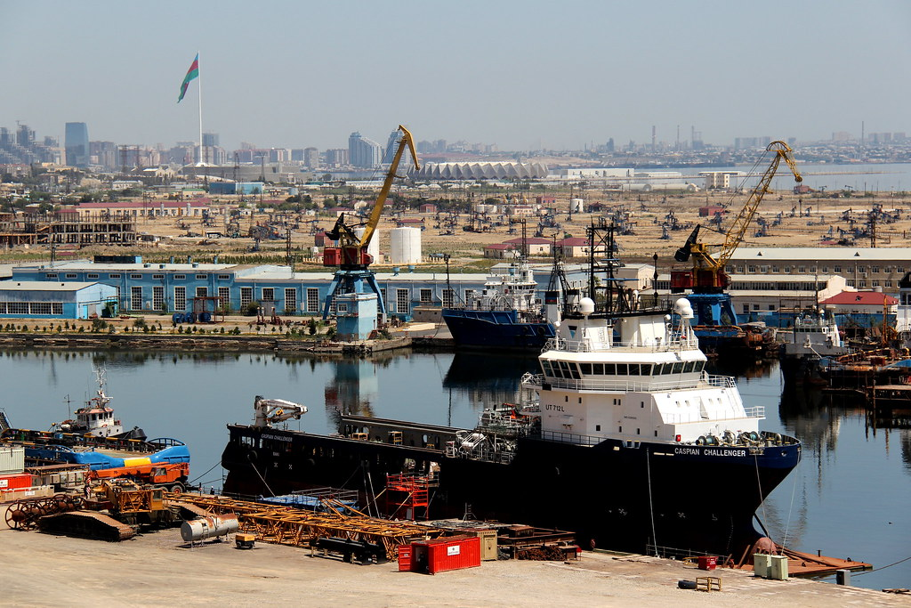 Caspian Shipping Central