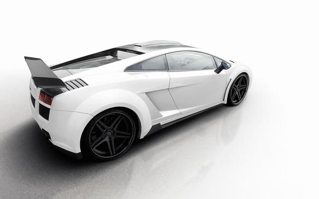 Lamborghini Gallardo PD-L800 Widebody by Prior Design