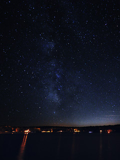 Milky Way Over Door County
