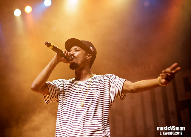Rockie Fresh @ The Pageant