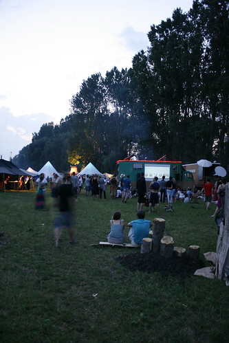 Auerworld Festival 2012: Solarkino