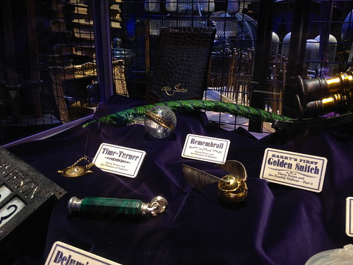 Harry Potter - props
