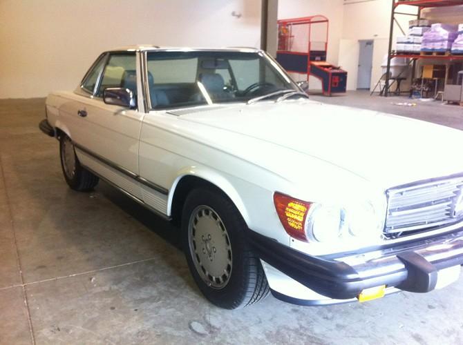 Mercedes Benz Forum Fs 89 560sl Pristine Condition