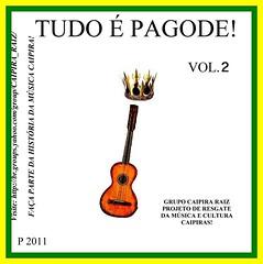 Tudo É Pagode! (2011) (Vol. 2)