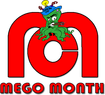 Mego Month at Infinite Hollywood