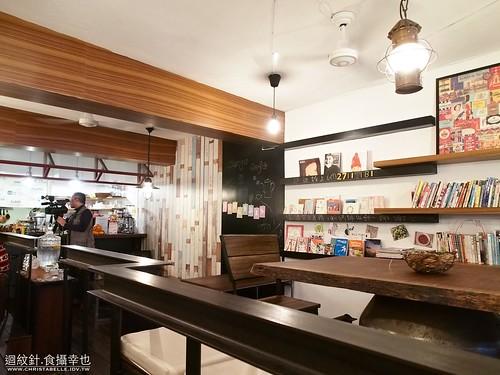 台北。溫古咖啡