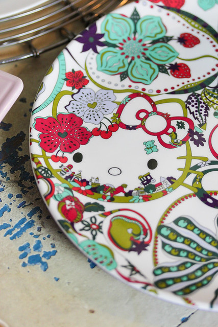 Hello Kitty Liberty Plate
