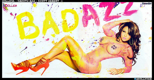 Dollicia Bryan Smooth Magazine BadAzz