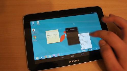 Windows 8 paleidimas Android tablete?