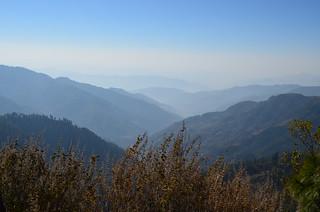 A beautiful view of Abbas Pur from Lasadana
