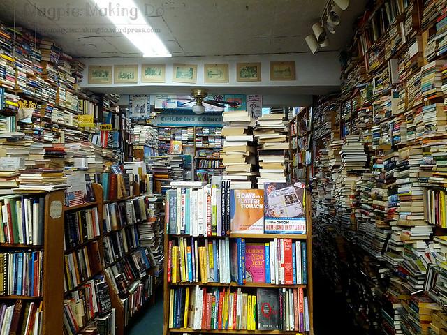 Nyack bookstore