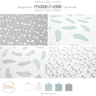 Maze & Vale on Etsy