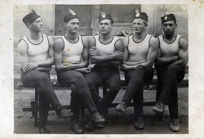 Сокольские гимнасты