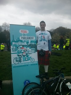 Pedal on Parliament 3 (2014)