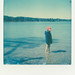 In the water (SX-70) by mmartinsson