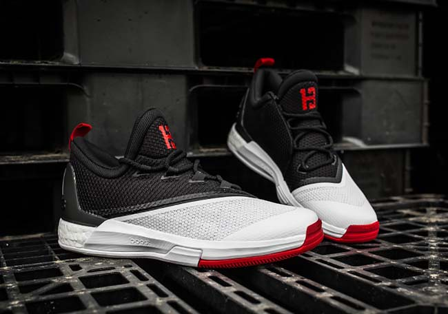watch f6ff4 c84bd ... adidas Crazylight Boost 2.5 James Harden PE (3)  by SneakerDaily