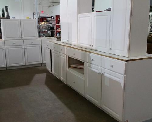 Kitchen Cabinet Set (1of2) $1800