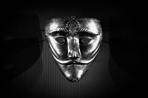 War Mask, Museum of Islamic Art | by persönliche-notizen