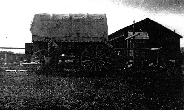 Wagon Covered