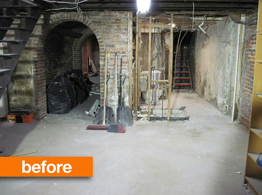 Before U0026 After: 100 Year Old Building Renovation. Source: Apartment Therapy