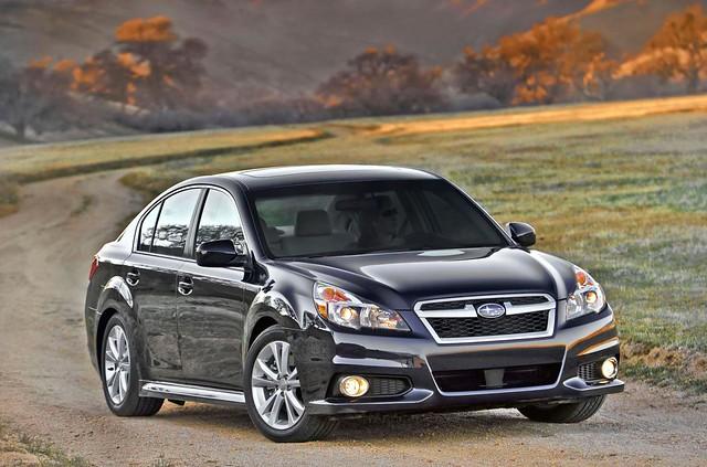 2013 Subaru Legacy(Outback