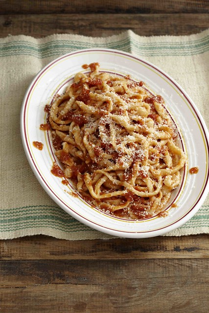 Glorious Pasta_Maccheroni Alla Mulinara