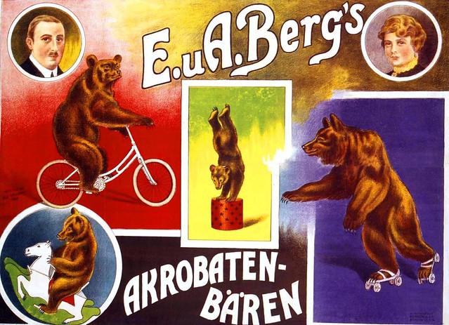 EVABergsCircus