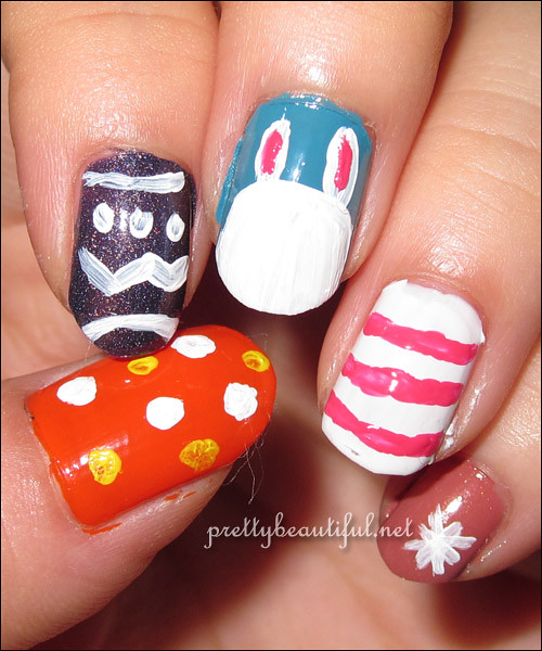 Easter Nail Art Tutorial