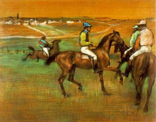 EdgarDegas_RaceHorses_1888