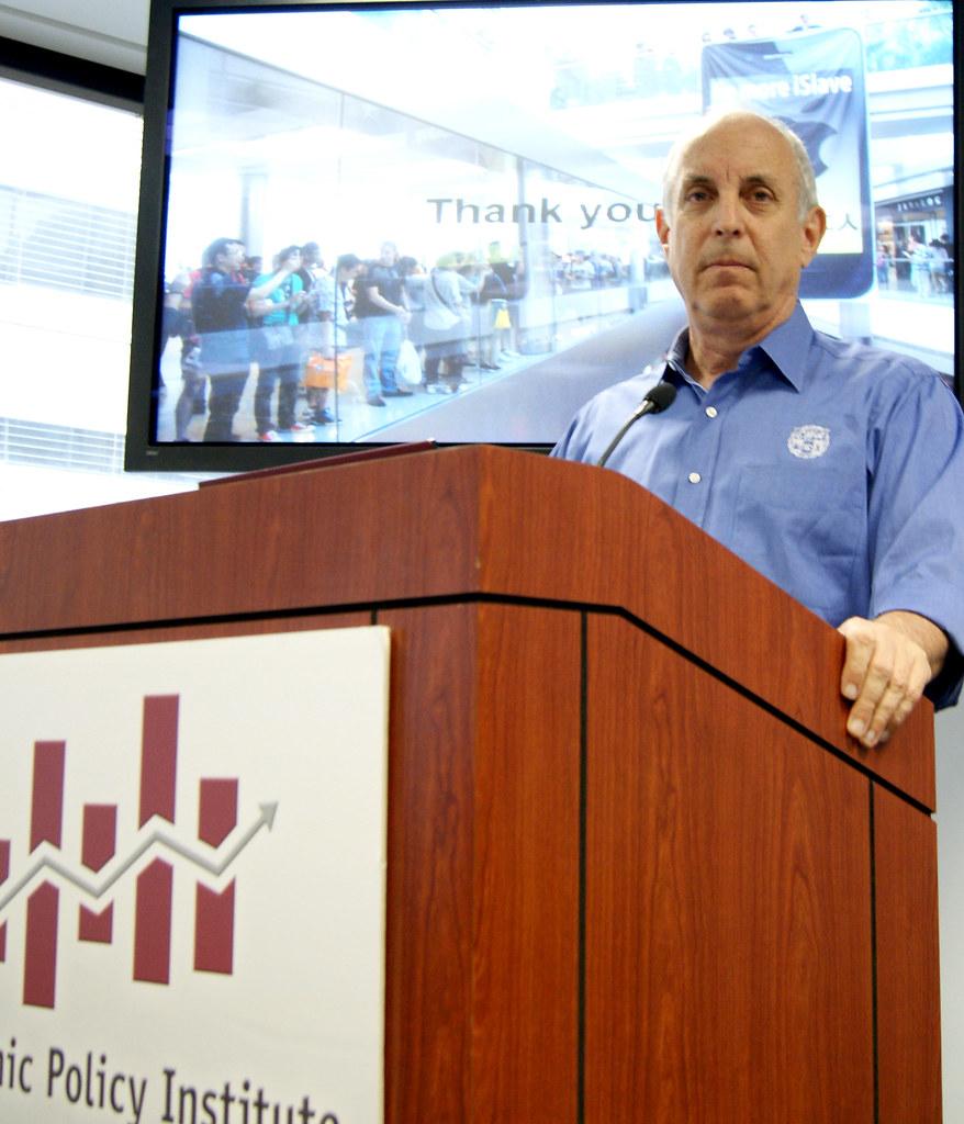 Larry Cohen at EPI