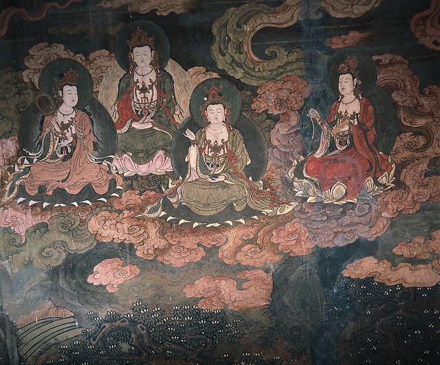 Mogao Cave Mural